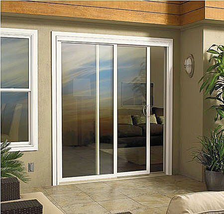 How to replace screen door